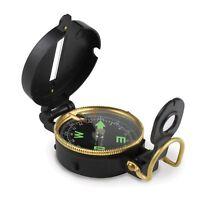 Wander Kompass Marschkompass fluoreszierend von HERBERT RICHTER