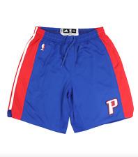 Adidas Detroit Pistons Team Issued Pro Cut Gigi Datome Game Worn Shorts 3XL +2