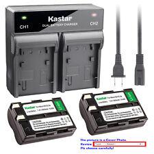 Kastar Battery AC Rapid Charger for EN-EL3 EN-EL3a MH-18a & Nikon D100 SLR