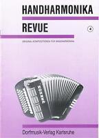 diat. diatonische Handharmonika Noten : Handharmonika Revue 4
