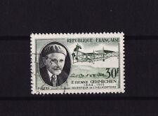 timbre France   Oehhmichen  Hélicoptère     num: 1098  oblitéré
