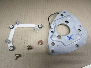 GEO TRACKER 92 93 94 95 1992-1995 HORN CONTACT PLATE WITH PARTS HORN SWITCH oem