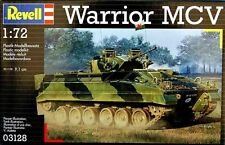 KIT REVELL 1:72 KIT DA MONTARE CARRO ARMATO WARRIOR MCV 03128
