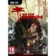 Dead Island Riptide Game PC 100% Brand New