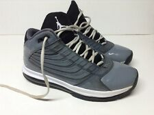 NIKE JORDAN Big Ups 467894-002 SZ 7Y US YOUTH 7 Men's 40 EUR BIG KID GRAY NICE