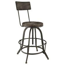 Modway Furniture Procure Wood Bar Stool, Black - EEI-1212-BLK