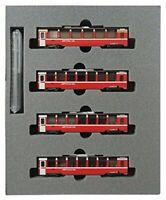KATO N gauge Rhaetian Railway Bernina Express hematopoiesis 4-Car Set 10-1319m