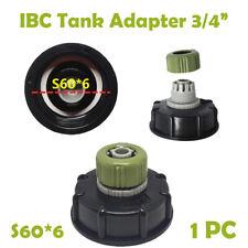 Tankadapter Verbinder Regenwassertank Zubehör Für Regentonne IBC Adapter