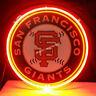 NEW San Francisco GIANTS 3D Acrylic Beer Bar PUB  Real Neon Sign light