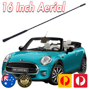 ANTENNA AERIAL WHIP FOR MINI BLACK 42CM LONG RADIO SIGNAL BOOSTER