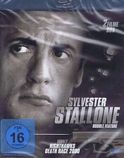 BLU-RAY - Sylvester Stallone - Double Feature - Nighthawks / Death Race 2000