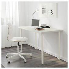 Tavolo Scrivania Bianco.Scrivania Bianca Ikea Per La Casa Acquisti Online Su Ebay