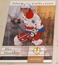 2011-12 Ultimate Collection base #59 - Alex OVECHKIN /399