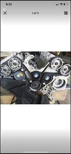 96/97 GM 3.4 DOHC 24 valve LQ1  Crate motor Monte Lumina Cutlass GTP Fiero Swap