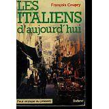 Coupry Francois - Les Italiens d'aujourd'hui - 1980 - Broché