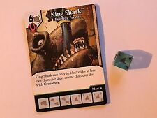 Dc dice masters green arrow et le flash-king shark, feeding frenzy #065