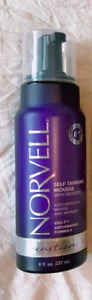 Authentic New Summer Professional Norvell Venetian Self Tanning Mousse 8 oz New