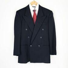 Men's CORNELIANI Suit R. MENEER Wool Navy ITALY Fitted Blazer Trousers 46 R / M