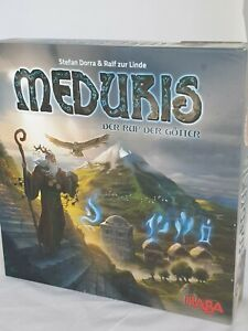 Meduris Board Game in Excellent Condition - FREE SHIPPING within Australia