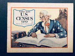 Dr. Miles Nervine booklet - 1930 Census - Uncle Sam - medical