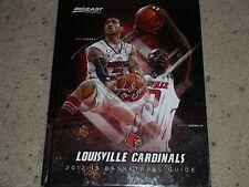 Peyton Siva Signed 2013 Louisville Basketball Hardback Media Guide - NCAA Champs