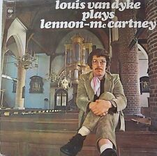 LOUIS VAN DYKE PLAYS LENNON-McCARTNEY - LP
