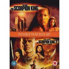 The Rock Steven Brand-scorpion King/the Scorpion King 2 - Rise of a War DVD