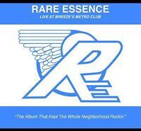 Rare Essence - Live at Breeze's Metro Club [New CD]