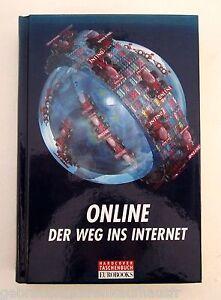 """Buch  ONLINE """" Der Weg ins Internet """" Ina Friedrich, Markus Weis"""