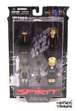 Spirit Minimates The Spirit Box Set