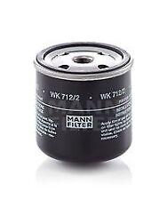 Filtro Carburante Mann WK712/2 1502254 7984 430 2905303 53311 VN100005 Qualità Nuovo