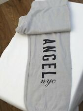 VICTORIA'S SECRET VS Angel Graphic Gym or Lounge Pant in Light Grey Sizes S-L