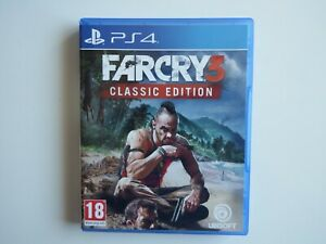 Farcry 3: Classic Edition on PS4 in MINT Condition