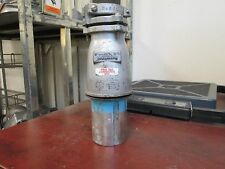 Russellstoll Plug Jps 1534lk 150a 600v 400hz 3p 4w Used