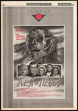 REST IN PIECES__Original 1987 Cannes Trade AD / poster__horror movie__LORIN JEAN