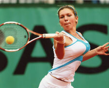Simona Halep UNSIGNED photograph - N288 - Romanian tennis player - NEW IMAGE