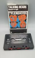 Remain in Light, Talking Heads (Sire, 1980) Cassette Tape - Made in Germany rare