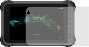 2x Schutzfolie für für Logic Instruments Fieldbook N80 Antireflex Displayschutzf