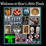Roses Collectible Attic Finds