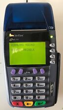 VeriFone Omni 3750 Credit Card Terminal Reader with Card Insert