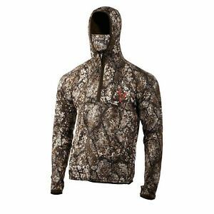 Badlands Stealth Top Base Layer Approach FX Extra Large 1/4 Zip