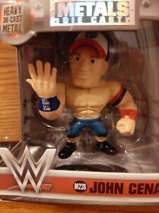 WWE Jada Heavy Die Cast Metal John Cena M228 Action Figure Collector Toy NEW
