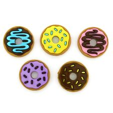Jesse James Buttons  - Dress It Up - DONUT PARTY 101404  Yummy! -Sew Craft Scrap