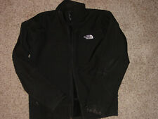 Mens The North Face Apex Black/White AMUP Chromium Soft Shell Jacket! Size M