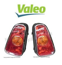 Mini R50 R53 Cooper 02-04 Pair Set of Left and Right Taillight Assemblies OEM