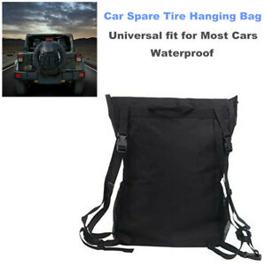 Off-road Car Tire Hanging Bags Protector Storage Carry Package Cover for Jeep