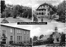 AK, Rothenburg Oberlausitz, Martinshof, vier Abb., 1965
