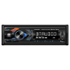 DUAL XRM59BT Dual Single Din Mechless Bluetooth USB and AUX Digital Receiver
