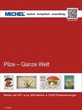 Michel Motivkatalog Pilze - ganze Welt 2018