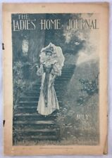 July 1893 The Ladies Home Journal Magazine